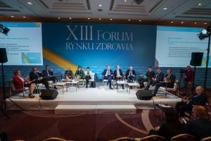 Zakończył się pierwszy dzień XIII Forum Rynku Zdrowia
