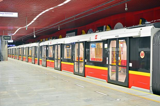 Kontrakt na rozbudowę drugiej linii metra za 1,6 mld zł