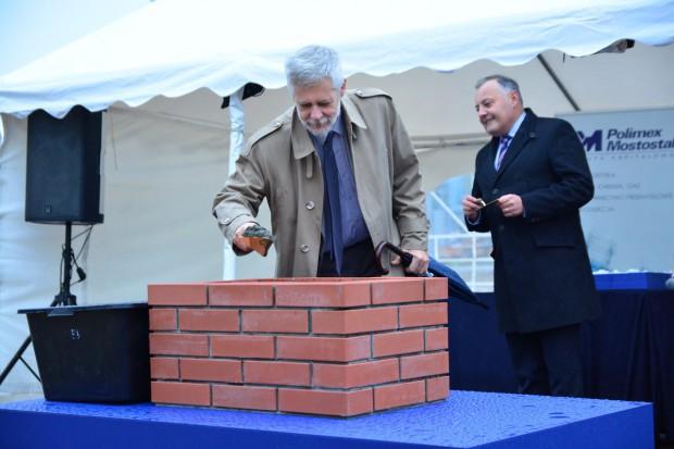 Blok w EC Żerań ważny dla bilansu gazowego kraju