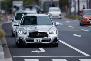 Auto bez kierowcy jeździ po najbardziej zatłoczonym mieście świata