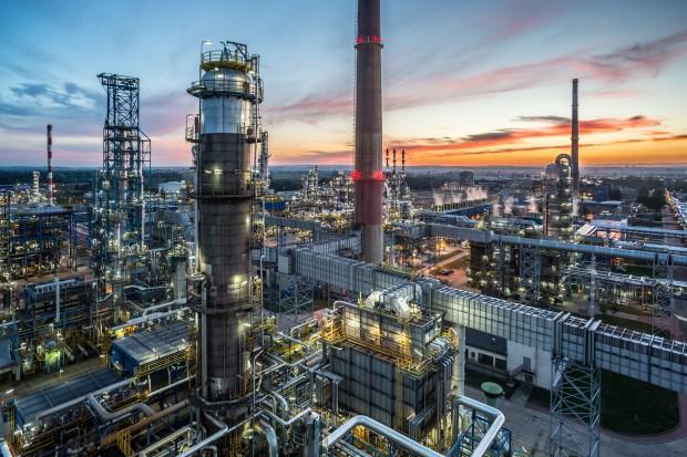 Pełna produkcja w rafinerii Grupy Lotos w Gdańsku będzie przywrócona w piątek