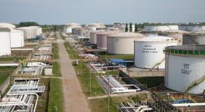 Do rafinerii w Gdańsku będzie płynąć coraz mniej rosyjskiej ropy