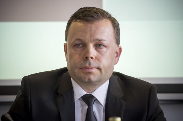 Maciej Libiszewski zrezygnował z funkcji prezesa PKP Cargo
