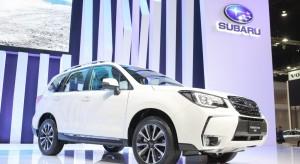 Subaru nadgania elektryfikację pojazdów