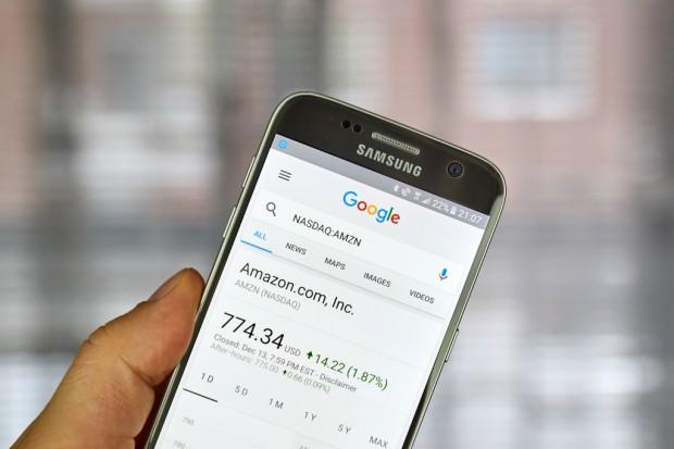 Inwestorzy czekają na wieści od Google, Amazona i Facebooka