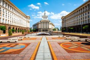 Związkowcy w Bułgarii zablokowali centrum Sofii