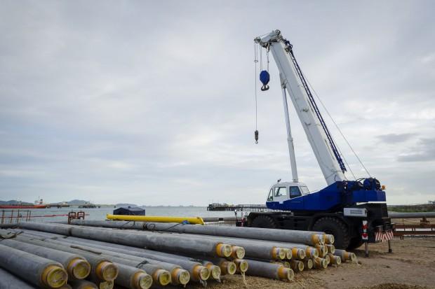 Nord Stream 2 ma problem z ekologami w Niemczech