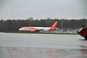 EasyJet wylądował w Lublinie