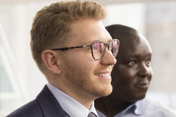 Robert Lewandowski i Niemcy robią Polsce dobrą markę w Kenii