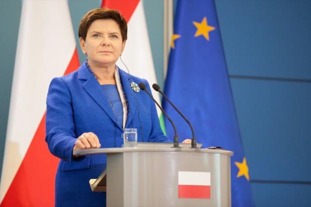 Beata Szydło o gospodarce: apetyty rosną w miarę jedzenia