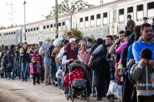Niemcy wydają miliardy eruo na świadczenia dla ubiegających się o azyl
