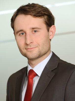 Mateusz Boduch, odpowiedzialny za rozwój biznesu w PGNiG Supply & Trading w Monachium.