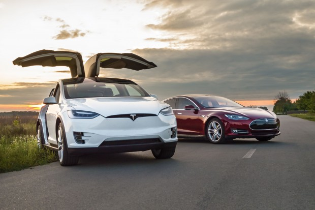 Tesla z rekordową stratą za trzeci kwartał 2017 roku