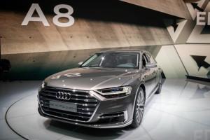 Audi wycofuje ze sprzedaży 5 tys. samochodów