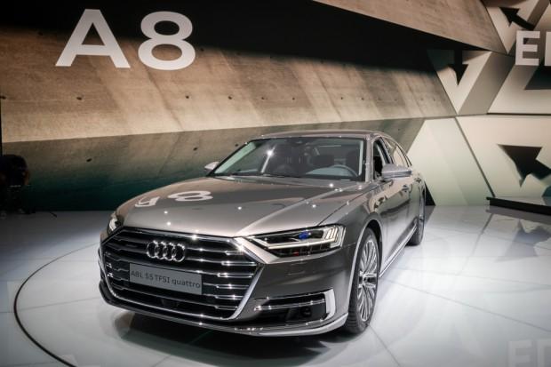 Audi wycofuje ze sprzedaży 5 tys. samochodów z silnikami Diesla