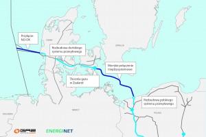 Umowa Gaz-Systemu i PGNiG na gaz z Baltic Pipe