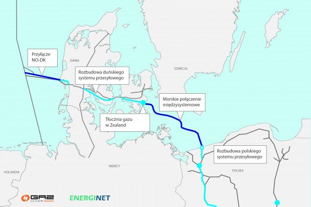 Australijczycy wspomogą Polskę przy budowie Baltic Pipe