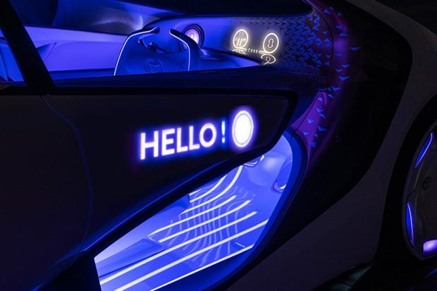 Toyota stworzy inteligentnego asystenta dla kierowcy