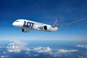 LOT będzie częściej latał z Warszawy do Los Angeles i Tokio