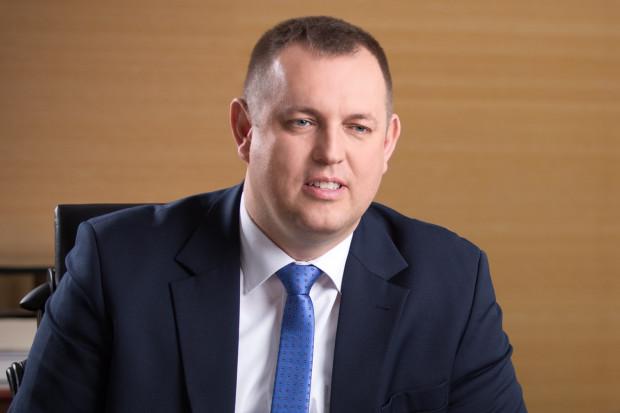 Sławomir Zawada, prezes PGE Górnictwo i Energetyka Konwencjonalna. Fot. Mat. pras.