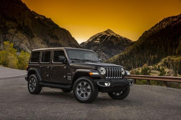 Jeep  Wrangler - pierwsze zdjęcia nowej generacji