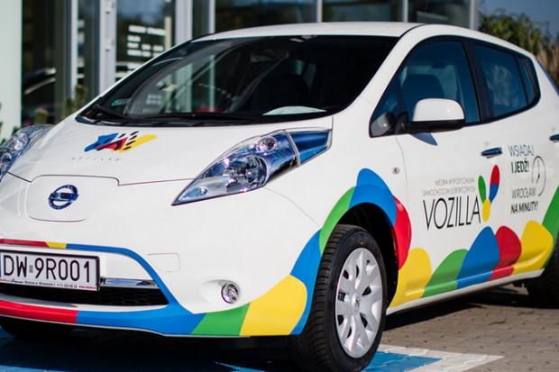 200 samochodów elektrycznych do wynajęcia we Wrocławiu