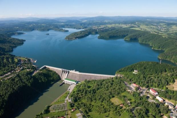 Będzie program wsparcia budowy małych zbiorników oraz stopni wodnych na rzekach