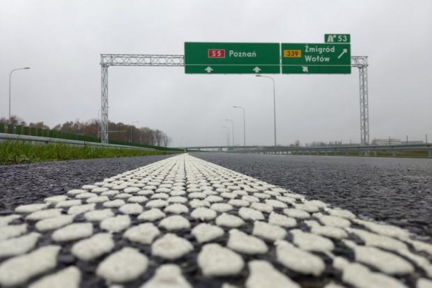 Dolnośląskie. Oddano do użytku niemal 20 kilometrów trasy S5