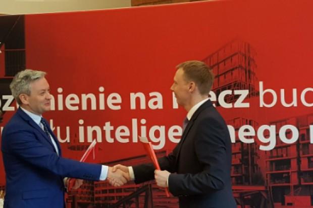 Robert Biedroń i Danfoss będą współpracować ws. rozwoju inteligentnego miasta