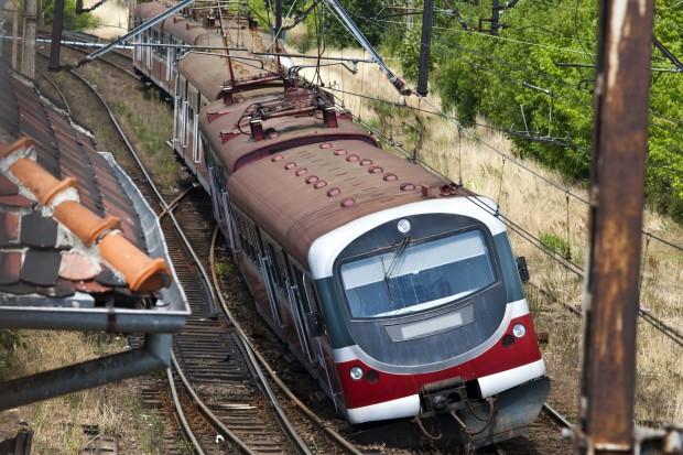 Wypadki na kolei. Roboty na jednym torze powinny być odgrodzone od drugiego