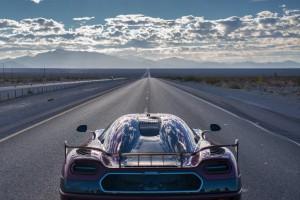 Koenigsegg najszybszym autem na świecie