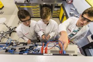 Producent rakiet Patriot tworzy warsztat edukacyjny w Centrum Nauki Kopernik