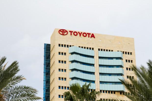 Toyota podniosła prognozy. Z pomocą przyszedł kurs jena