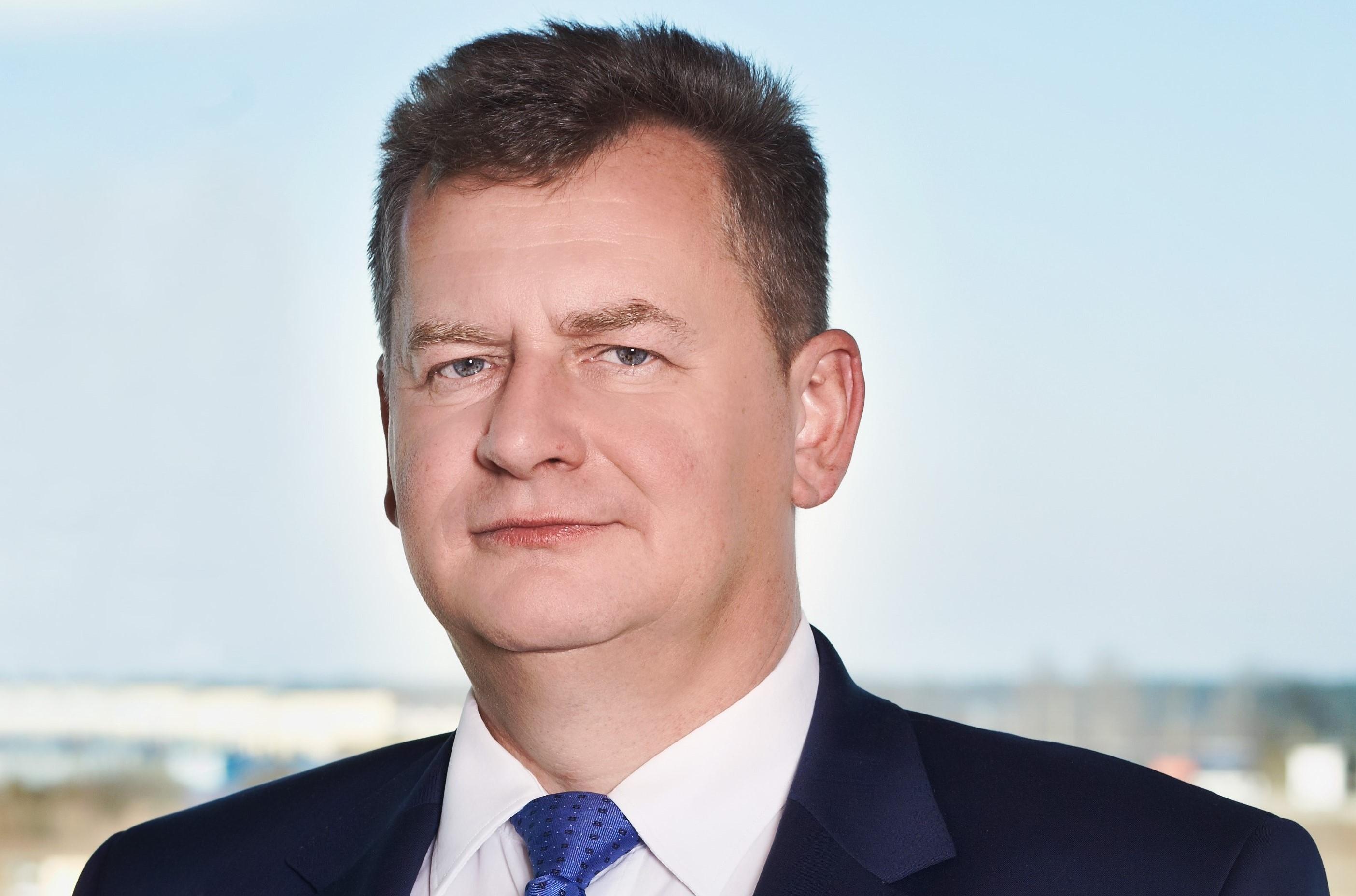 Jerzy Mirgos. fot. ma. pras.