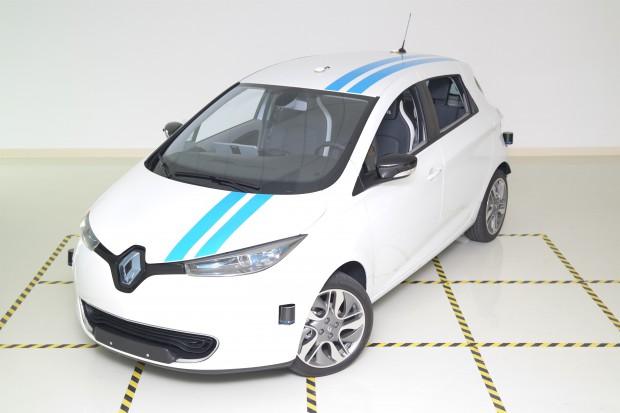 Renault opracowało pierwszy autonomiczny system omijania przeszkód