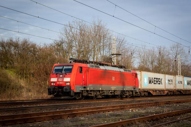 Niskoemisyjny transport DB Cargo