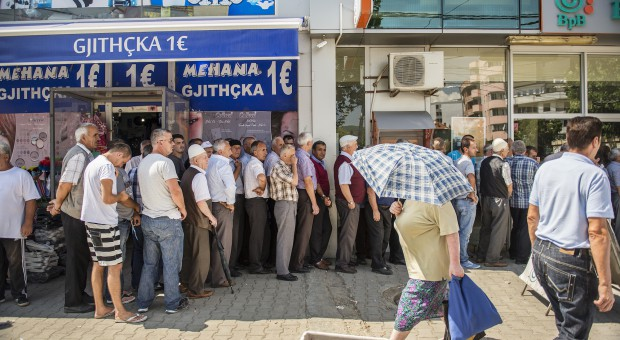 Migracje zarobkowe z Bałkanów zagrażają rozwojowi regionu