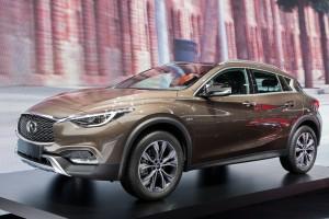 Nissan wycofuje z rynku w USA 17,5 tys. Infiniti QX30