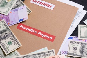 """Rządowa agencja zamieszana w aferę """"Paradise Papers"""""""