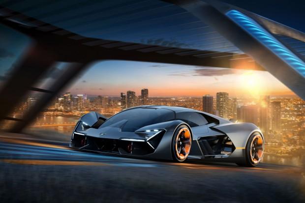 Lamborghini i MIT konstruują samochód przyszłości Terzo Millennio