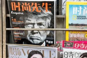 Donald Trump wywiezie z Pekinu umowy na setki miliardów USD