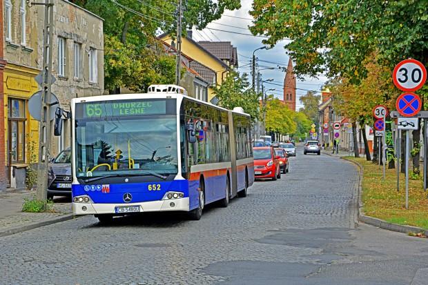 Kontrole 30 autobusów podmiejskich - zatrzymano 11 dowodów rejestracyjnych