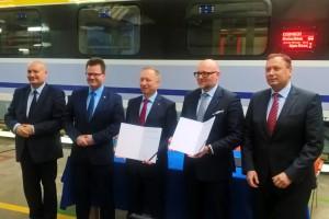 Cegielski odnowi wagony dla PKP Intercity