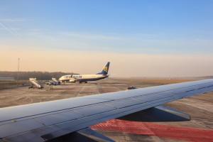 Warszawa - Modlin obsługuje coraz większą liczbę pasażerów