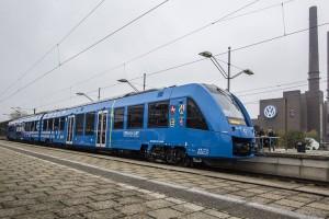 Pociągi na wodór Alstoma podbiją koleje regionalne w Niemczech?
