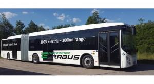 Duży kontrakt na baterie do autobusów elektrycznych