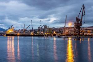 Polska firma próbuje przejąć chorwacki port