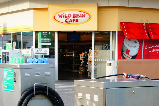 Wild Bean Cafe coraz ważniejsze dla stacji paliw BP