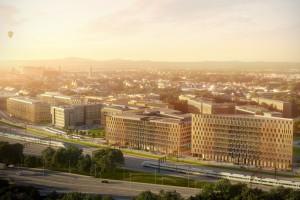 Skanska rusza z kolejnym budynkiem w kluczowym projekcie
