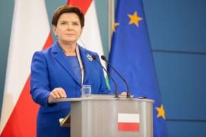 Beata Szydło obchodzi jubileusz. To już dwa lata od powołania rządu